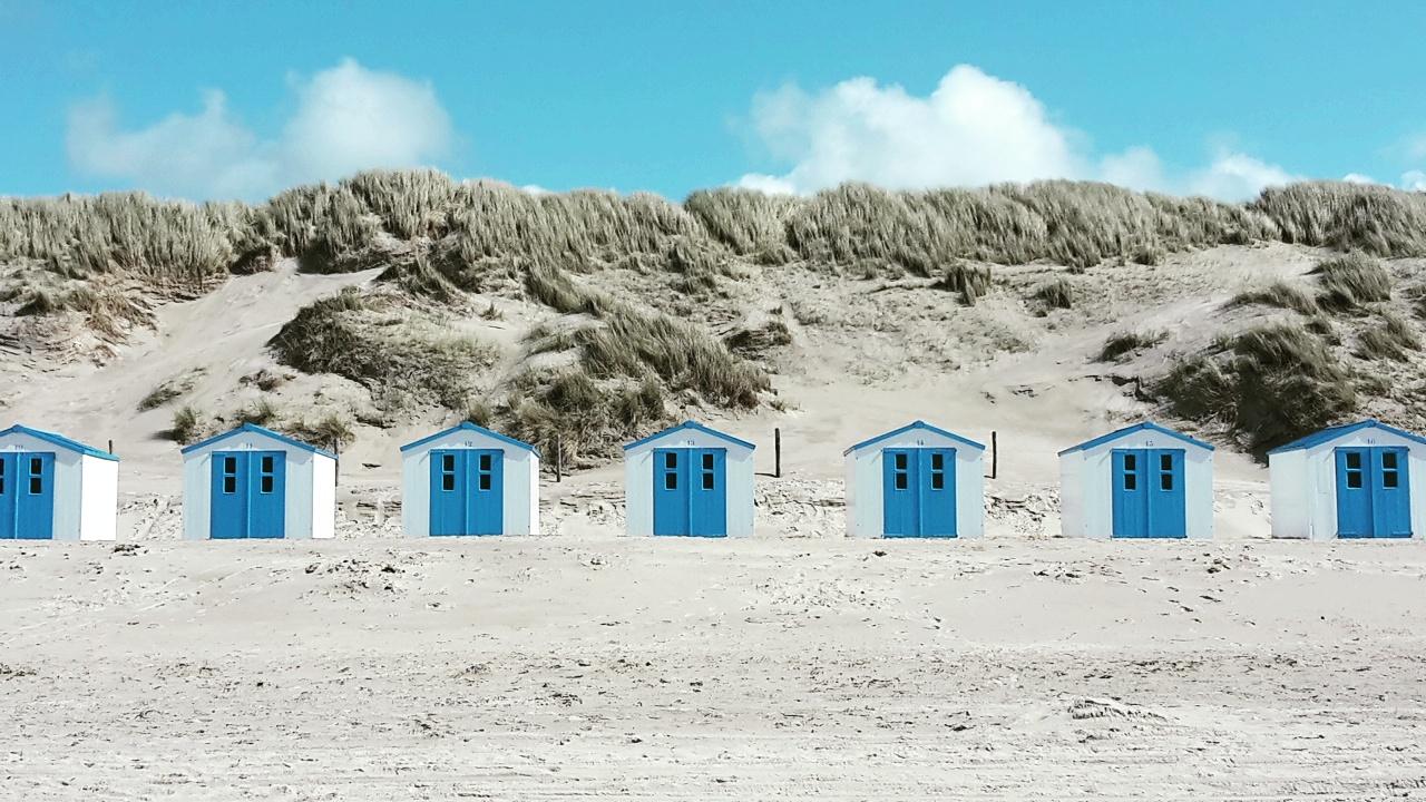 Gespot: waddeneiland Texel