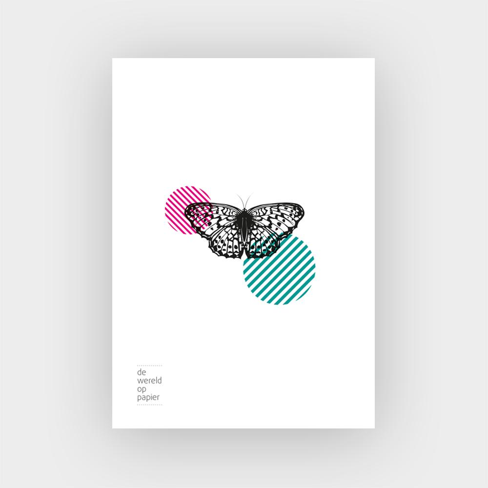 Kaart_beestjes_vlinder