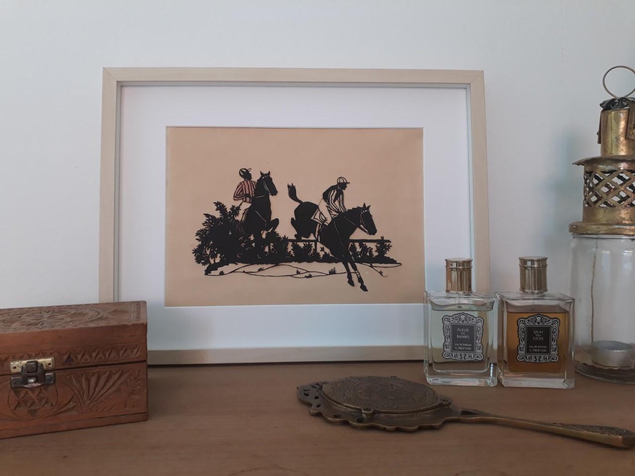 Lijst paarden stylingfoto 1