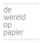 De wereld op papier